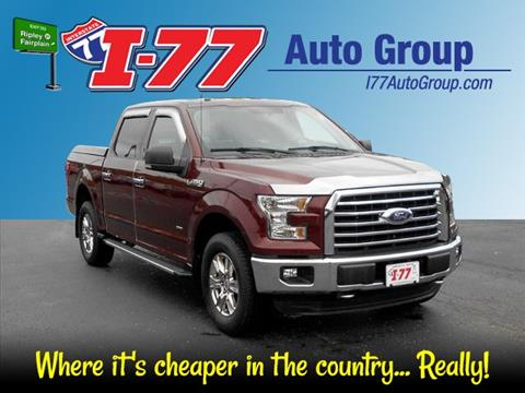 2015 Ford F-150 for sale in Ripley, WV