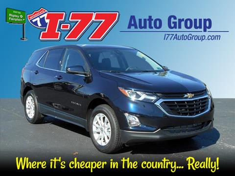 2020 Chevrolet Equinox for sale in Ripley, WV