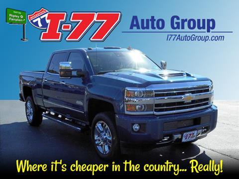 2018 Chevrolet Silverado 2500HD for sale in Ripley, WV