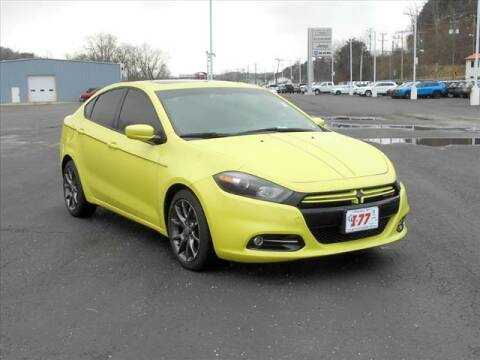 2013 Dodge Dart for sale at I-77 AutoGroup in Ripley WV