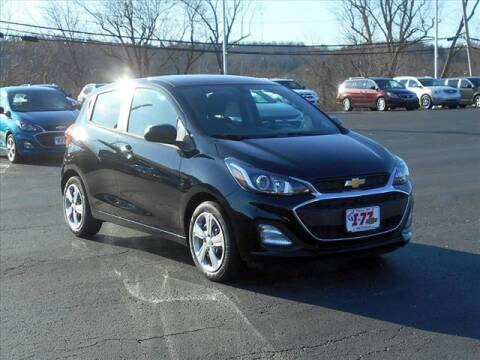 2020 Chevrolet Spark LS CVT for sale at I-77 AutoGroup in Ripley WV
