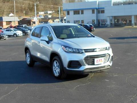 2020 Chevrolet Trax LS for sale at I-77 AutoGroup in Ripley WV