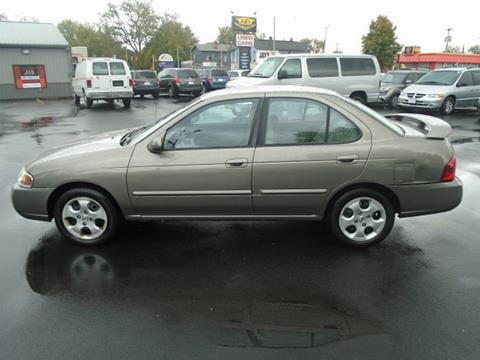 2004 Nissan Sentra for sale in Davenport, IA