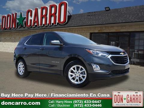 2019 Chevrolet Equinox for sale in Dallas, TX