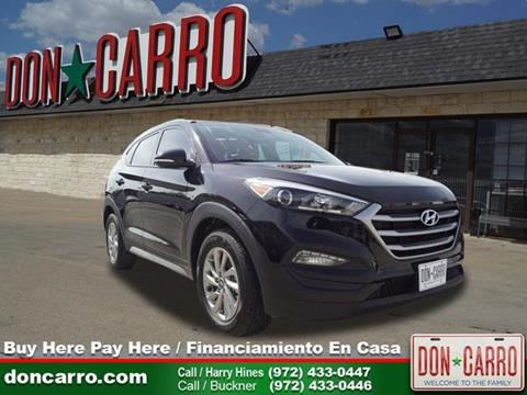 2017 Hyundai Tucson for sale in Dallas, TX