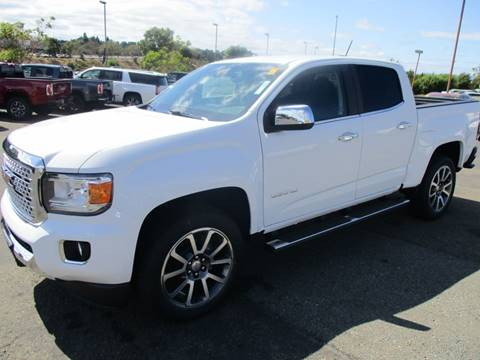 2020 GMC Canyon for sale in Richmond, CA