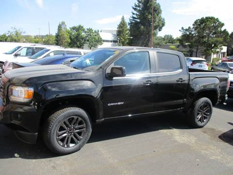 2019 GMC Canyon for sale in Richmond, CA