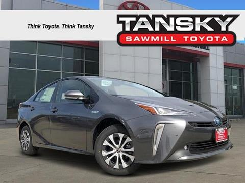 2020 Toyota Prius for sale in Dublin, OH