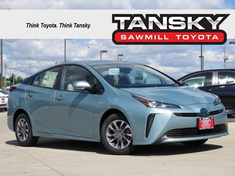 2019 Toyota Prius for sale in Dublin, OH