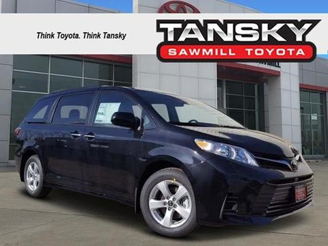 2020 Toyota Sienna for sale in Dublin, OH