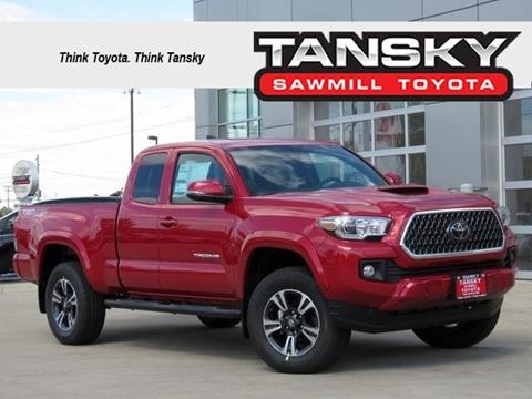 2019 Toyota Tacoma for sale in Dublin, OH