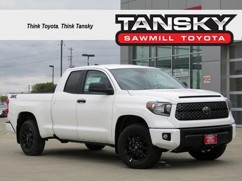 2020 Toyota Tundra for sale in Dublin, OH