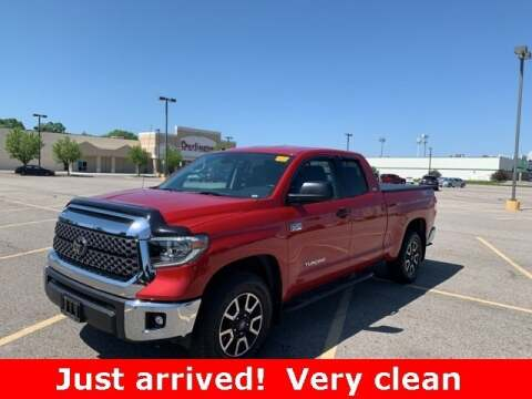 2018 Toyota Tundra SR5 for sale at Tansky Sawmill Toyota in Dublin OH