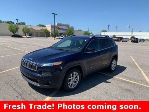 2014 Jeep Cherokee Latitude for sale at Tansky Sawmill Toyota in Dublin OH