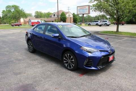2017 Toyota Corolla SE for sale at Tansky Sawmill Toyota in Dublin OH