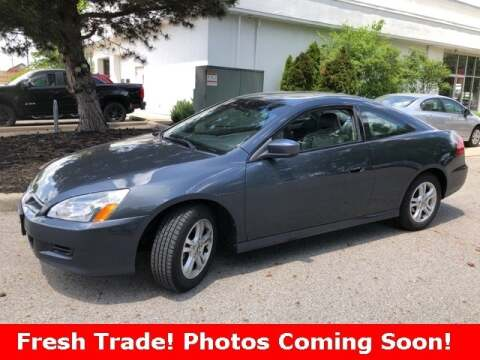 2006 Honda Accord EX w/Leather for sale at Tansky Sawmill Toyota in Dublin OH