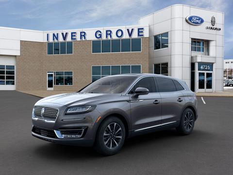 2019 Lincoln Nautilus for sale in Inver Grove Heights, MN