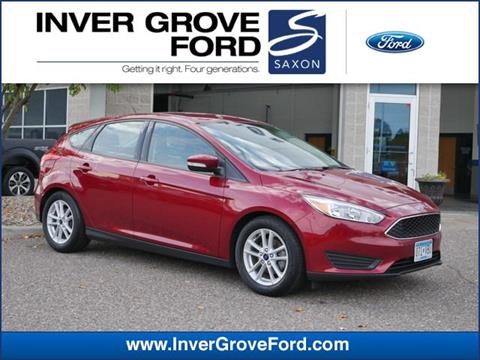 2016 Ford Focus for sale in Inver Grove Heights, MN