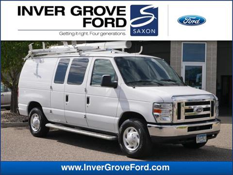 2013 Ford E-Series Cargo for sale in Inver Grove Heights, MN