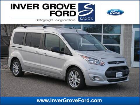 Used Ford Transit Connect >> 2016 Ford Transit Connect Wagon For Sale In Inver Grove Heights Mn