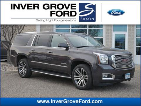 2017 GMC Yukon XL for sale in Inver Grove Heights, MN