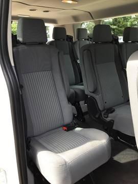 2019 Ford Transit Passenger