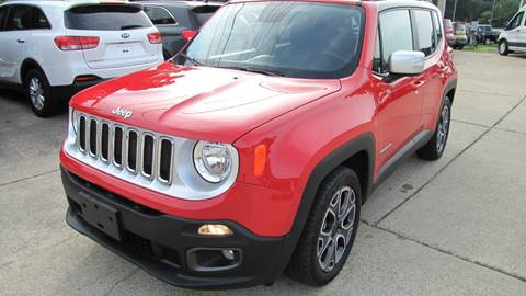 2016 Jeep Renegade for sale in Dickson, TN
