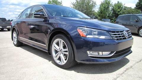 2015 Volkswagen Passat for sale at Integrity Auto Sales in Dickson TN