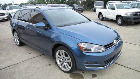 2015 Volkswagen Golf SportWagen for sale at Integrity Auto Sales in Dickson TN