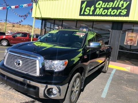 2012 Toyota Tundra for sale at 1st Quality Motors LLC in Gallup NM