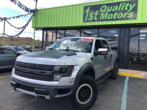2014 Ford F-150 for sale at 1st Quality Motors LLC in Gallup NM