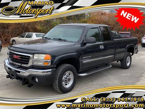 2003 GMC Sierra 2500HD for sale in Paterson, NJ
