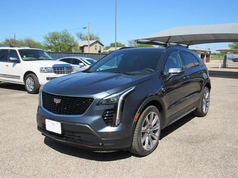 2019 Cadillac XT4 for sale in San Angelo, TX