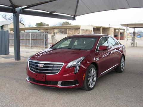 2019 Cadillac XTS for sale in San Angelo, TX