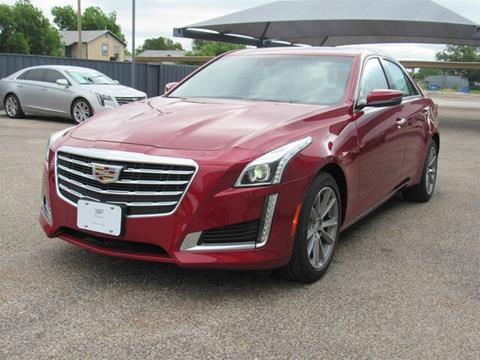 2019 Cadillac CTS for sale in San Angelo, TX