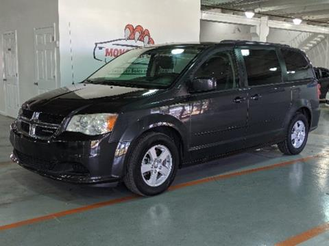 2012 Dodge Grand Caravan for sale in Pompano Beach, FL
