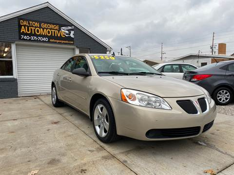 2009 Pontiac G6 for sale in Marietta, OH
