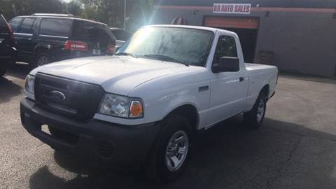 2010 Ford Ranger for sale in Nashville, TN