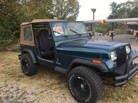 1995 Jeep Wrangler for sale in Nashville, TN