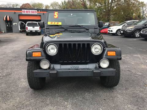 2005 Jeep Wrangler for sale in Nashville, TN