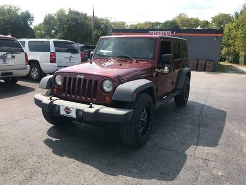 2007 Jeep Wrangler Unlimited for sale in Nashville, TN