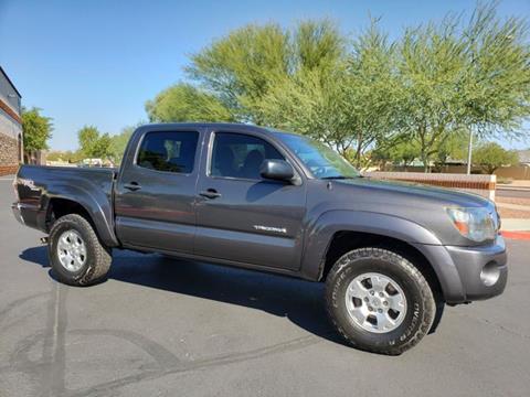 2011 Toyota Tacoma for sale in Peoria, AZ