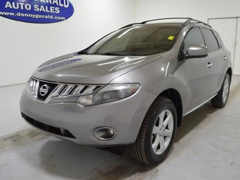 2010 Nissan Murano for sale in Mullins, SC