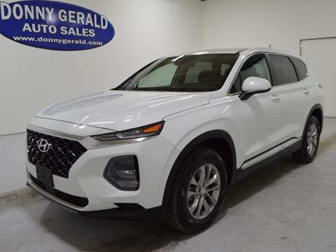 2019 Hyundai Santa Fe for sale in Mullins, SC