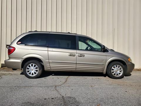 2002 Chrysler Town and Country for sale in Smyrna, GA