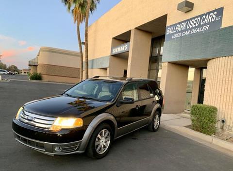 2008 Ford Taurus X for sale in Phoenix, AZ
