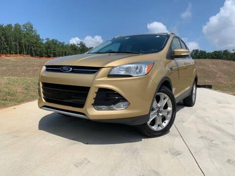 2014 Ford Escape for sale at El Camino Auto Sales in Sugar Hill GA