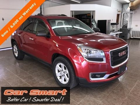 2013 GMC Acadia for sale in Wausau, WI