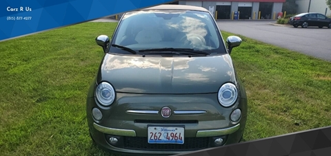 2013 FIAT 500c for sale in Machesney Park, IL