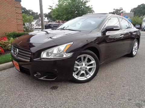2011 Nissan Maxima for sale in Valley Stream, NY